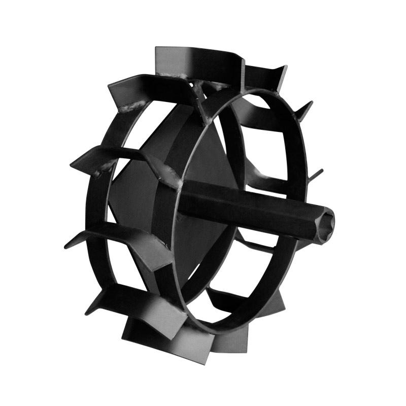 Металлические колеса для культиваторов